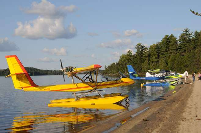 clamar Floats | floats for Airplanes